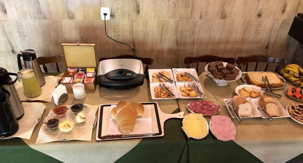 Café da Manhã   Casa Bucco - Destilados Artesanais