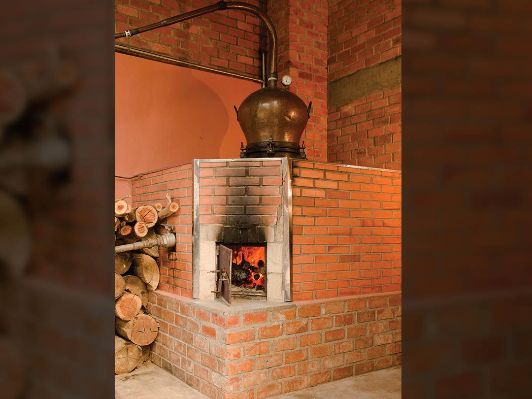Alambique | Casa Bucco - Destilados Artesanais