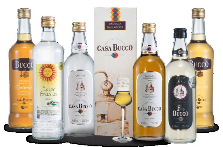 Cachaças de Alambique | Casa Bucco - Destilados Artesanais