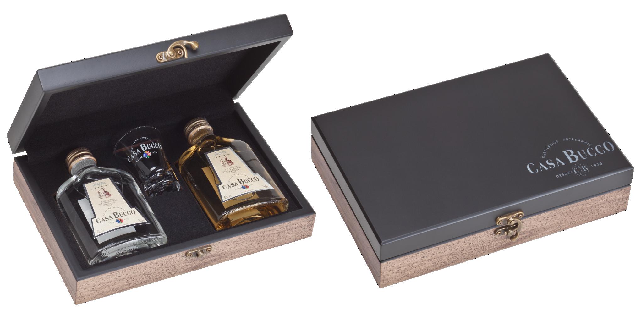 RJ 102   Kits   Casa Bucco - Destilados Artesanais