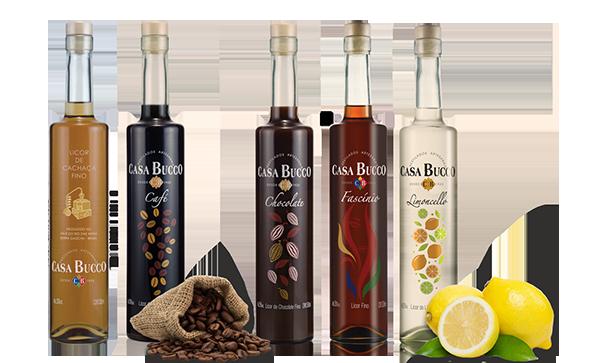 Licor Fino | Casa Bucco - Destilados Artesanais
